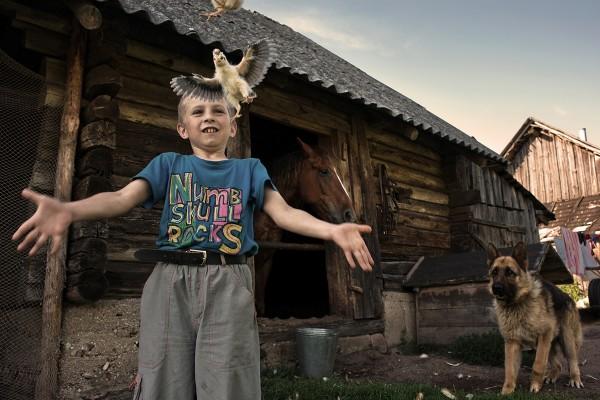 Downshifting in Belarus - von Dmitrij Leltschuck