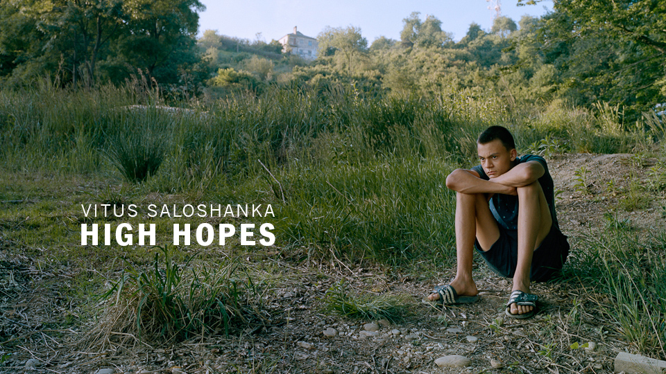 High Hopes -Vitus Saloshanka
