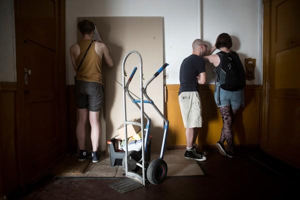 Andrés Lofiego - Wohnungsbesichtigung