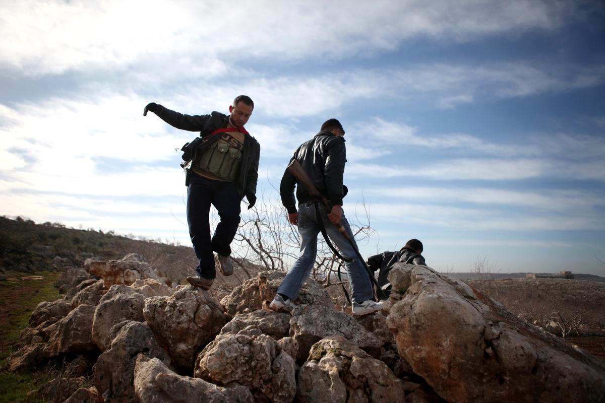 Syrien – Aufstand auf dem Land