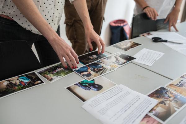 Bildredaktion für Print, Web und Mobile